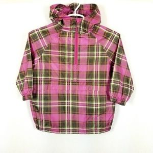 The Children's Place Girls Plaid Jacket